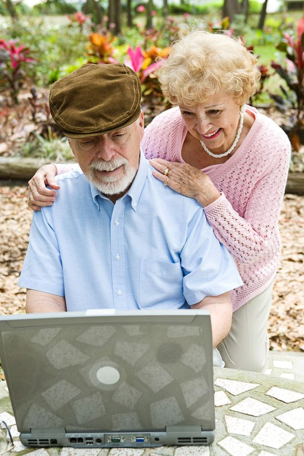 how to protect elderly parent from gold digger
