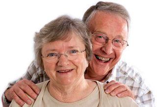 Happy-old-couple